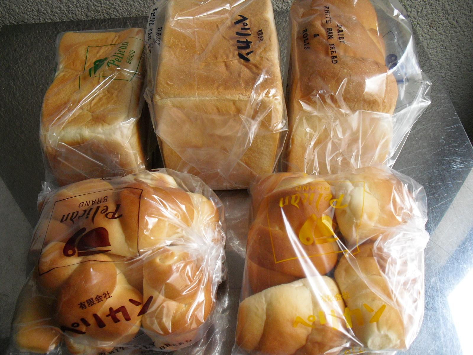 先日の東京遠征の心残りはitonowaさんでイートイン出来なかった事。... ペリカンのパンをお