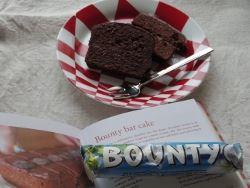ボウンティバーケーキ