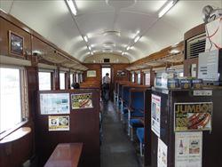 電車カフェ