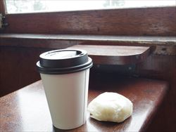 いきなり団子とコーヒー
