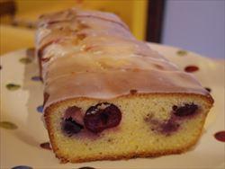 コーンミールケーキ