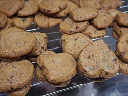 チョコシナモンクッキー
