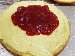 ビクトリアケーキ