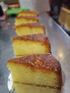 マーマレードケーキ
