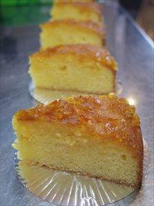 シロップケーキ